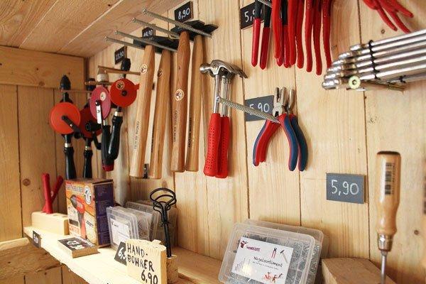 Werkzeug der Werkkiste