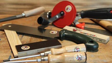 Gutes Werkzeug für Kinder