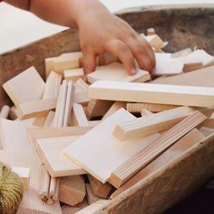 Holz zum Werken